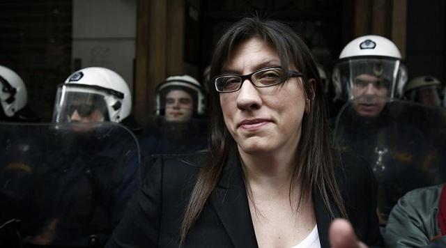 Συμβολαιογράφοι κατά Κωνσταντοπούλου: Προκαλεί εντάσεις, χτυπά εκβιαστικά τα κουδούνια, τρομοκρατεί εργαζόμενους