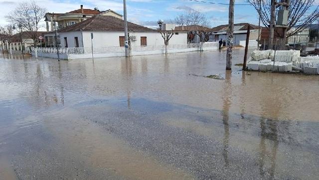 Αποτελεσματικότερη θωράκιση του «Κερασιώτη» μετά τις ζημιές ζητούν οι κάτοικοι της περιοχής