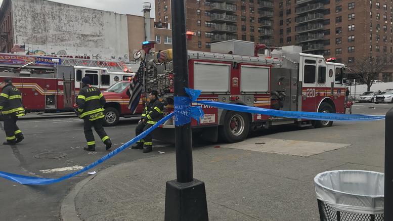 Αυτοκίνητο έπεσε πάνω σε πεζούς στο Μπρούκλιν: Δύο παιδιά νεκρά