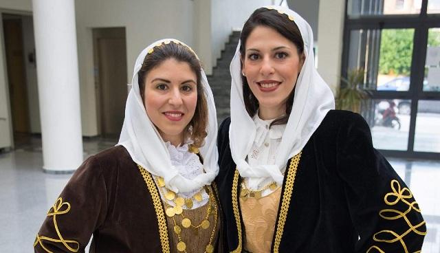 Εκδήλωση αφιερωμένη στις γυναικείες παραδοσιακές φορεσιές