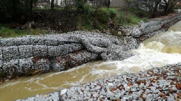 Χρηματοδότηση ζητά ο Δήμος Ρ. Φεραίου για τις ζημιές