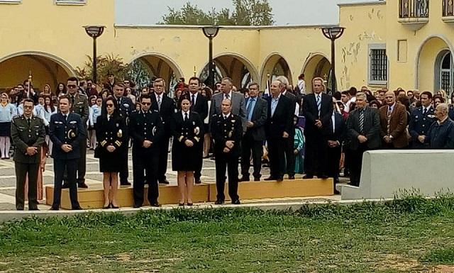 Στις εορταστικές εκδηλώσεις για την ενσωμάτωση της Δωδεκανήσου με την Ελλάδα ο Χρ.Μπουκώρος