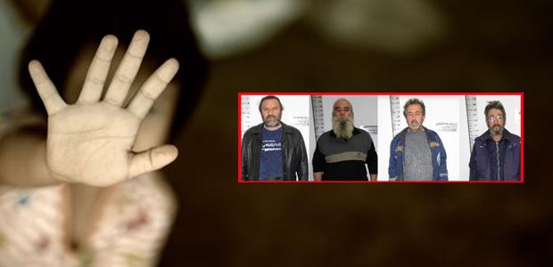 Αυτοί είναι οι τέσσερις κατηγορούμενοι για τον βιασμό ανήλικης στην Πιερία