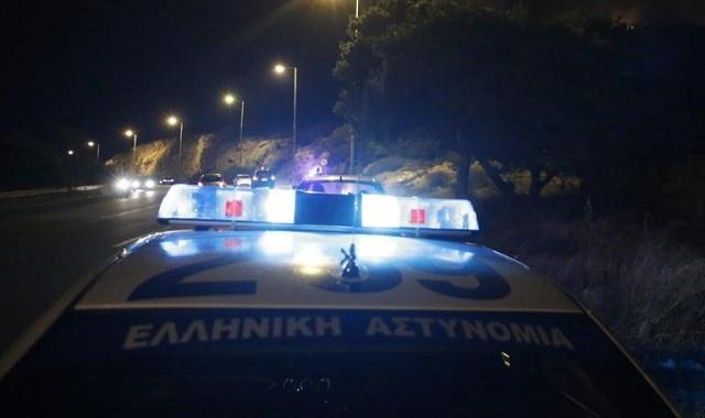 Μπροστά σε βαρύ οπλισμό βρέθηκε η ΕΛ.ΑΣ. στην Κρήτη