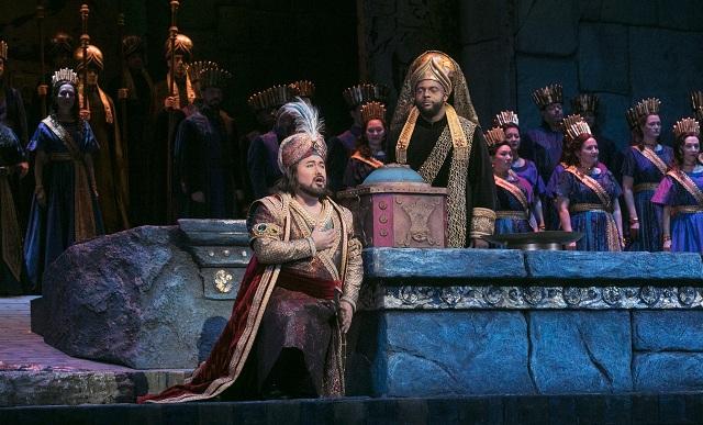 Η όπερα «Σεμίραμις» στο «Αχίλλειον»