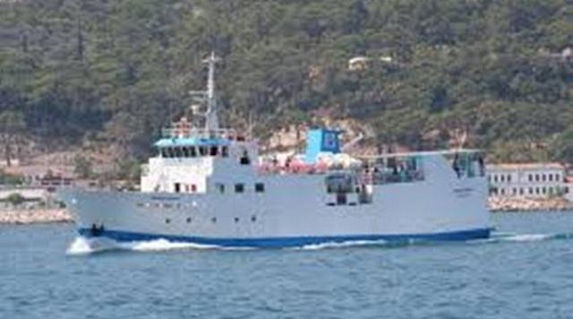 Έσπασαν οι κάβοι και παρασύρθηκε πλοίο από τους θυελλώδεις ανέμους στην Ελευσίνα