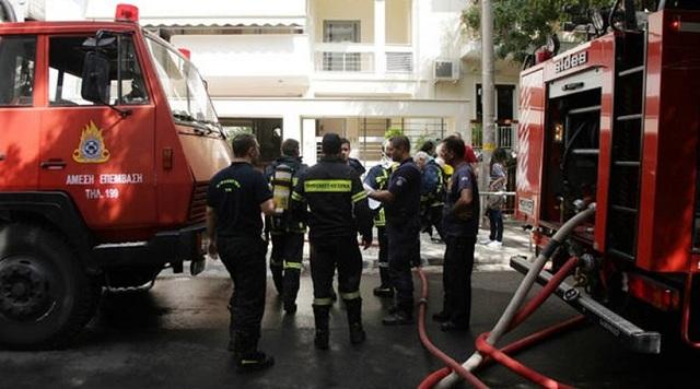 Νεκρός ηλικιωμένος άντρας μετά από φωτιά στο διαμέρισμά του