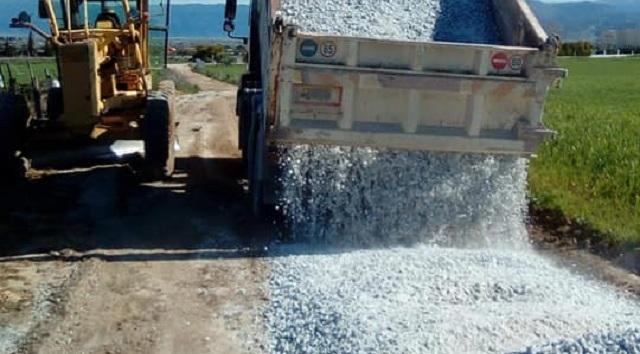 Αμεση η αποκατάσταση των ζημιών από την κακοκαιρία στον Δήμο Ρ. Φεραίου