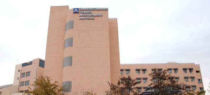 Το απίστευτο ευχαριστήριο ασθενή στους γιατρούς του νοσοκομείου Λάρισας [εικόνα]