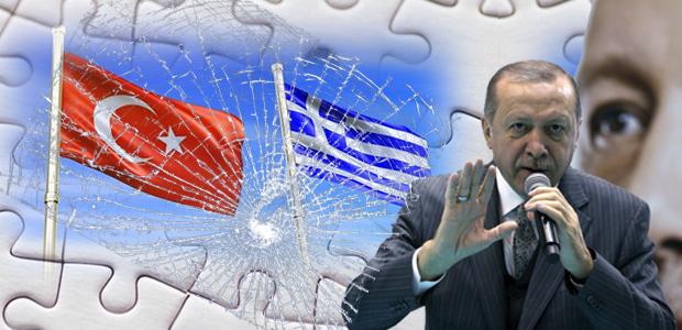 Παραλήρημα Ερντογάν με ύβρεις και απειλές κατά της Ελλάδας