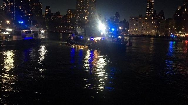 Συντριβή ελικοπτέρου στη Νέα Υόρκη: Τουλάχιστον δύο νεκροί