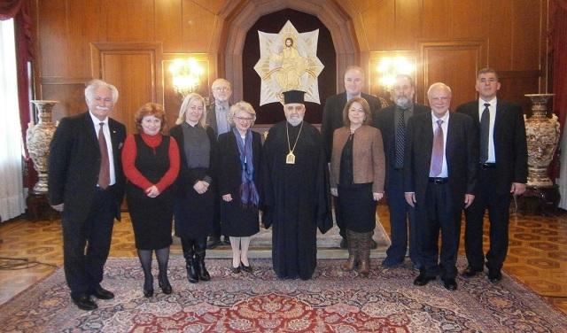 Βολιώτες επιστήμονες στο Πατριαρχείο για τη διάσωση της πολιτιστικής κληρονομιάς