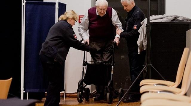 Πέθανε σε ηλικία 96 ετών ο «Λογιστής του Άουσβιτς»