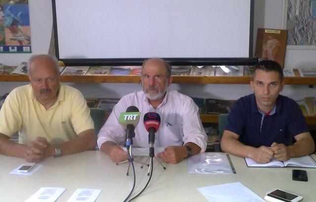 Κάλεσμα της Περιβαλλοντικής Πρωτοβουλίας για τη σημερινή διαμαρτυρία στην ΑΓΕΤ