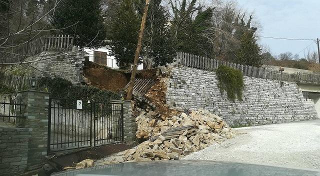 60 νέες αιτήσεις για ζημιές στον Δήμο Ζαγοράς -Μουρεσίου