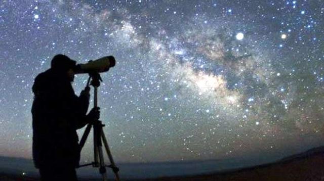Aστρονομία εξ αποστάσεως