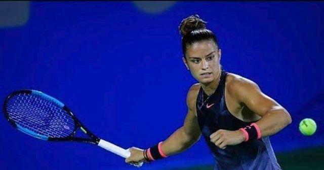 Η Σάκκαρη προκρίθηκε στον 4ο γύρο του Indian Wells