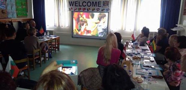 Εκπαιδευτικοί από 8 χώρες στον Βόλο