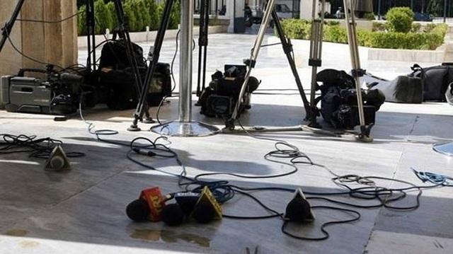 Στάση εργασίας στους τηλεοπτικούς σταθμούς σε ένδειξη συμπαράστασης στους εργαζομένους του MEGA