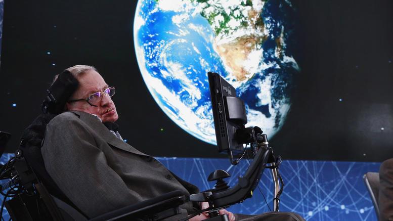 Πώς αποχαιρετούν οι επιστήμονες τον Στίβεν Χόκινγκ