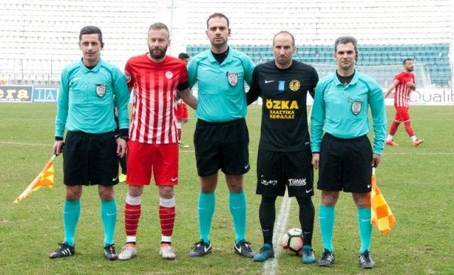 Οι διαιτητές στον 4ο Όμιλο της Γ' Εθνικής