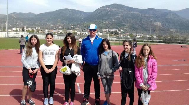 Θετικά τα πρώτα δείγματα αθλητών του ΓΣ Βελεστίνου
