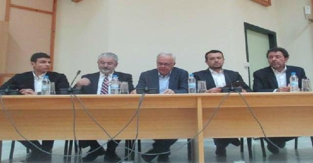 Προγράμματα νέων τεχνολογιών στη Γεωργία ανακοίνωσαν Παππάς και Αποστόλου από την Καρδίτσα
