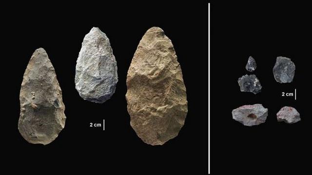Πρόωρες ενδείξεις καινοτομίας των προγόνων μας πριν από 320.000 χρόνια!