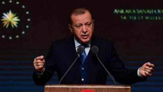 Eρντογάν προς ΕΕ: Θα βγούμε από το Αφρίν όταν τελειώσει η δουλειά μας