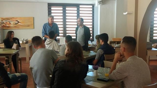 Η Spyrou Hotels στηρίζει τις εκπαιδευτικές επισκέψεις