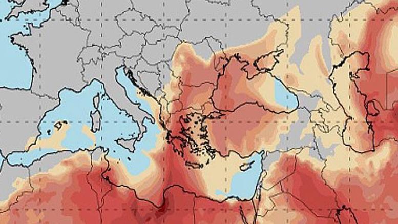 Καλλιάνος: Η Σαχάρα έρχεται στην Ελλάδα το σαββατοκύριακο