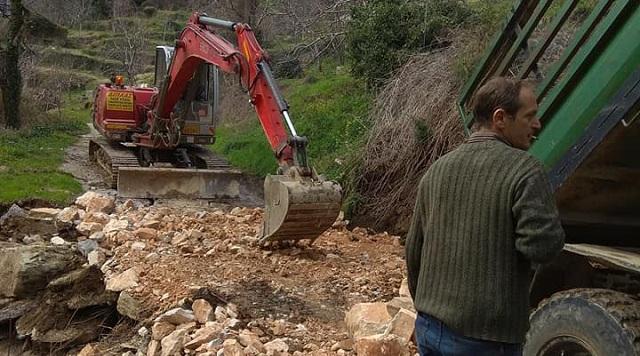 Με συντονισμένες ενέργειες επουλώνονται σταδιακά οι πληγές στον Δήμο Ζαγοράς -Μουρεσίου