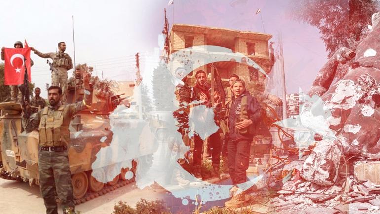 Πανηγυρίζουν οι Τούρκοι για την κατάκτηση του Αφρίν