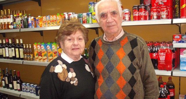 Ο παλαιότερος παντοπώλης του Βόλου: 72 χρόνια στην αγορά