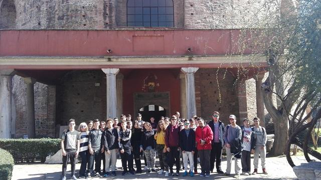 Μαθητές στα χνάρια του Παπαδιαμάντη