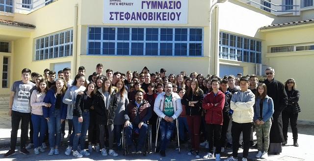 Ιππόκαμπος: Η αναπηρία δεν είναι πρόβλημα, είναι κατάσταση