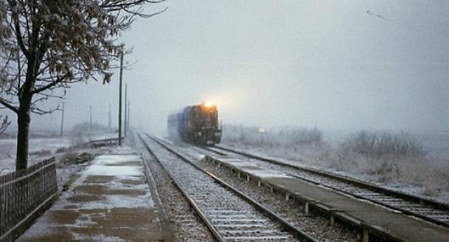 Υπερχείλισε ο Εβρος. Διακοπή στα δρομολόγια του τρένου