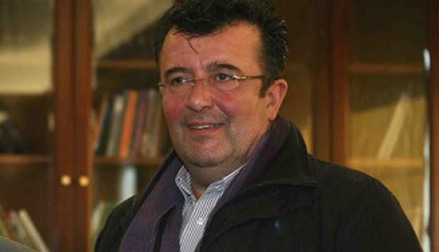 Στην Αθήνα με C 130 ο πρώην δήμαρχος Σκιάθου Ν. Πλωμαρίτης