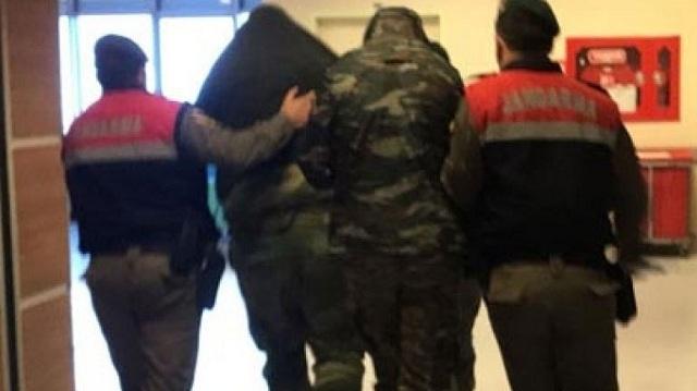 Επίσημη διάψευση για μεταγωγή των δύο Ελλήνων στρατιωτικών στα δικαστήρια