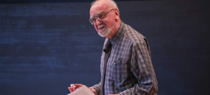 Στον Ρόμπερτ Λάνγκλαντς το «Νόμπελ των Μαθηματικών» [εικόνα]