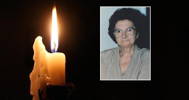 Απεβίωσε η πρεσβυτέρα Ολυμπία Παπατζιτζέ
