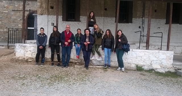 Μαθητές ανακάλυψαν την αρχαία πόλη της Γορίτσας
