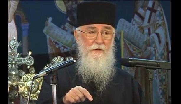 Ομιλία του π. Νίκωνος του Αγιορείτου στην Ανάληψη