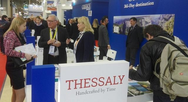 Προβολή της Θεσσαλίας στη μεγαλύτερη έκθεση της Ρωσίας