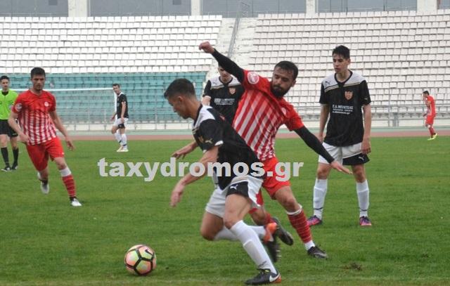 Φιλική νίκη Ολυμπιακός Β., 7-0 τον Σαρακηνό