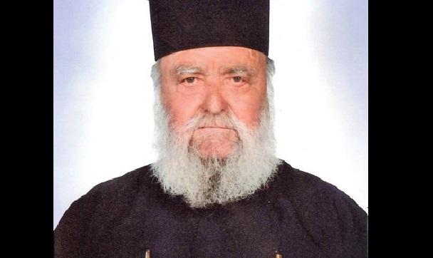 Εφυγε από τη ζωή ο π. Αναστάσιος Ζαχαρής