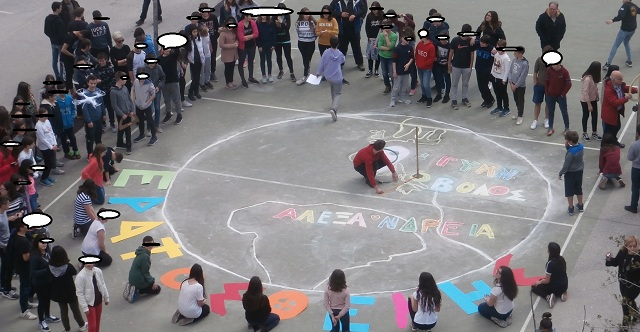 Μαθητές μέτρησαν την περίμετρο της Γης