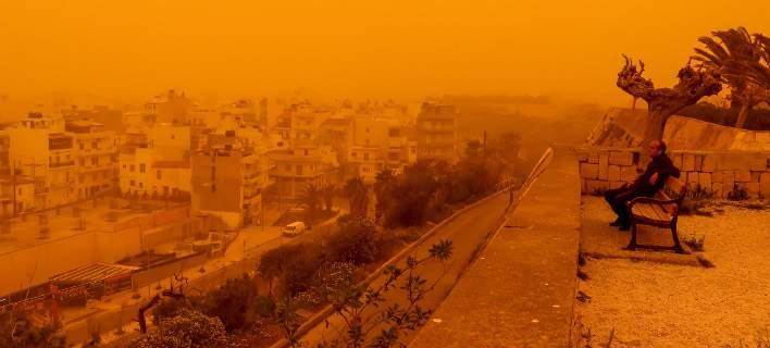 Επιστρέφει σήμερα ο «εφιάλτης» της αφρικανικής σκόνης