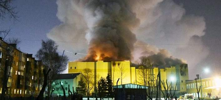 Ρωσία: 41 παιδιά ανάμεσα στους 64 νεκρούς στο εμπορικό κέντρο