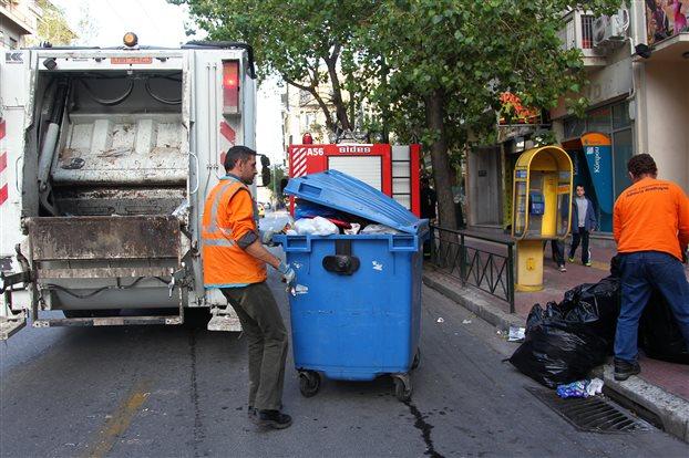 Απογυμνώθηκε από προσωπικό η Καθαριότητα του Δήμου Αλμυρού